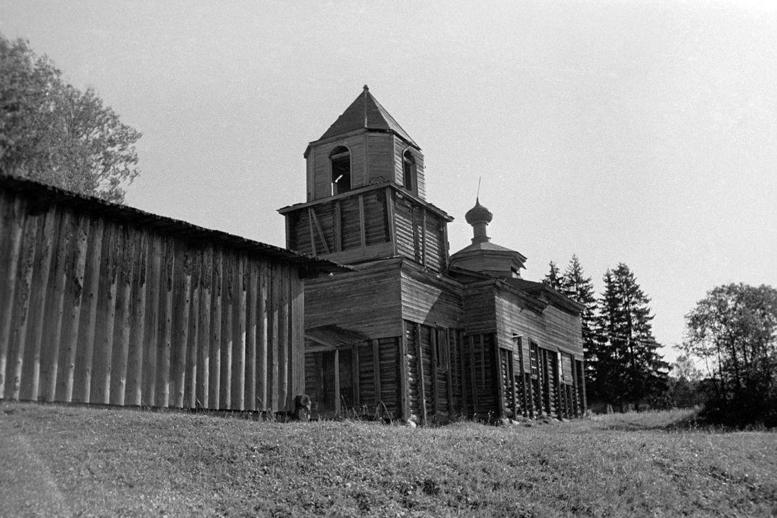 Церковь Воздвижения Креста Господня, Кладовка