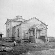 Церковь Благовещения Пресвятой Богородицы - Осинник - Уватский район - Тюменская область