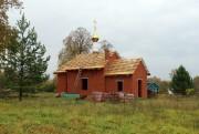 Церковь Николая Чудотворца - Бережок - Гаврилово-Посадский район - Ивановская область