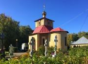 Церковь Игнатия, епископа Ставропольского (Брянчанинова) на Игнатьевском кладбище - Ставрополь - Ставрополь, город - Ставропольский край