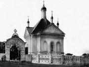 Церковь Даниила Столпника на Даниловском кладбище - Ставрополь - Ставрополь, город - Ставропольский край