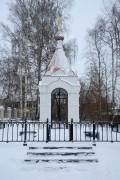 Часовня Новомучеников и исповедников Церкви Русской - Красное-на-Волге - Красносельский район - Костромская область