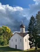 Гётшендорф. Георгиевский мужской монастырь