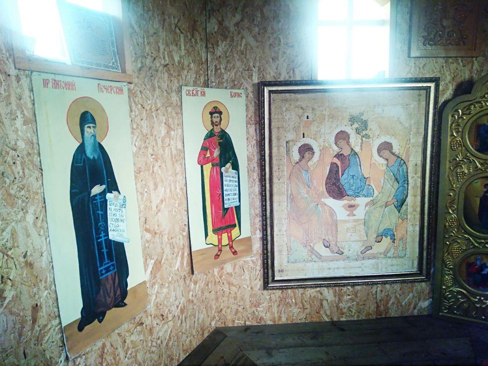 Часовня Троицы Живоначальной, Юрьевец