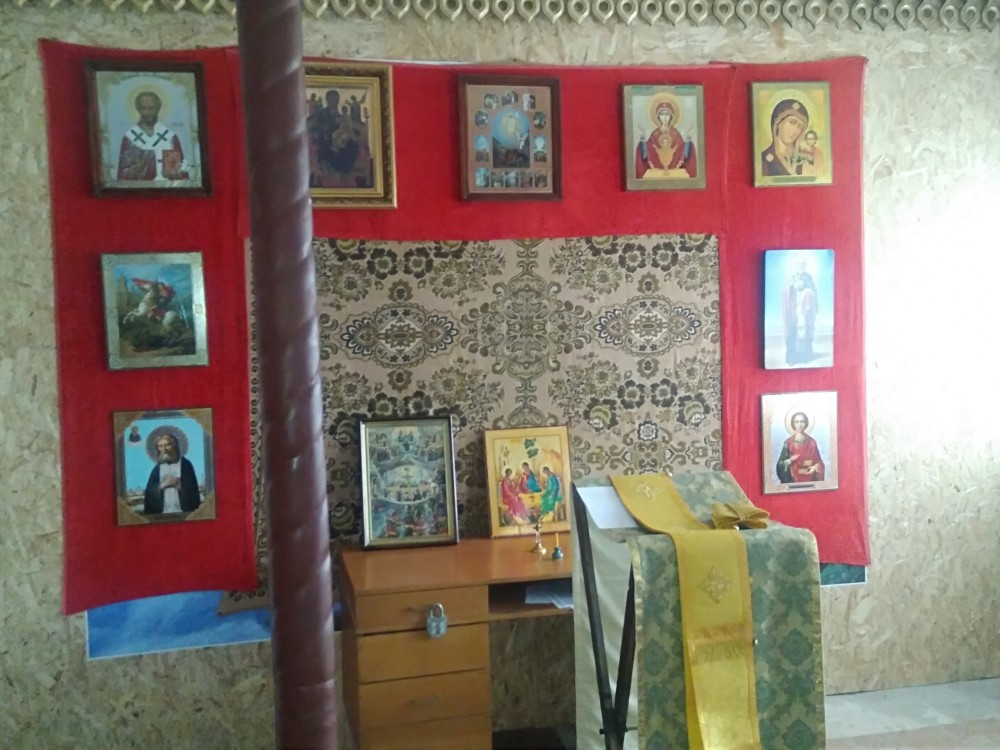 Церковь Троицы Живоначальной (временная), Юрьевец