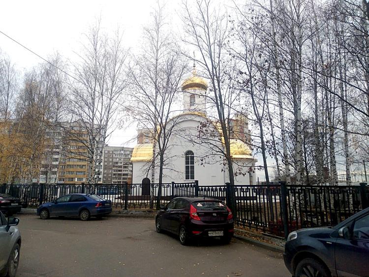 Церковь Луки (Войно-Ясенецкого), Иваново