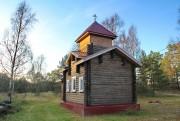 Часовня Георгия Победоносца - Маза - Кадуйский район - Вологодская область