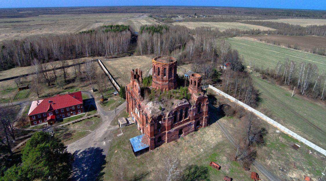 Ильинский Троицкий монастырь, Ромашкино
