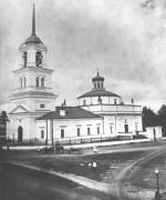 Церковь Трёх Святителей (старая) - Нижняя Тура - Нижняя Тура (Нижнетуринский ГО) - Свердловская область
