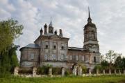 Церковь Покрова Пресвятой Богородицы - Шахово - Судиславский район - Костромская область