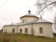 Церковь Рождества Христова - Рождественское - Шарьинский район - Костромская область