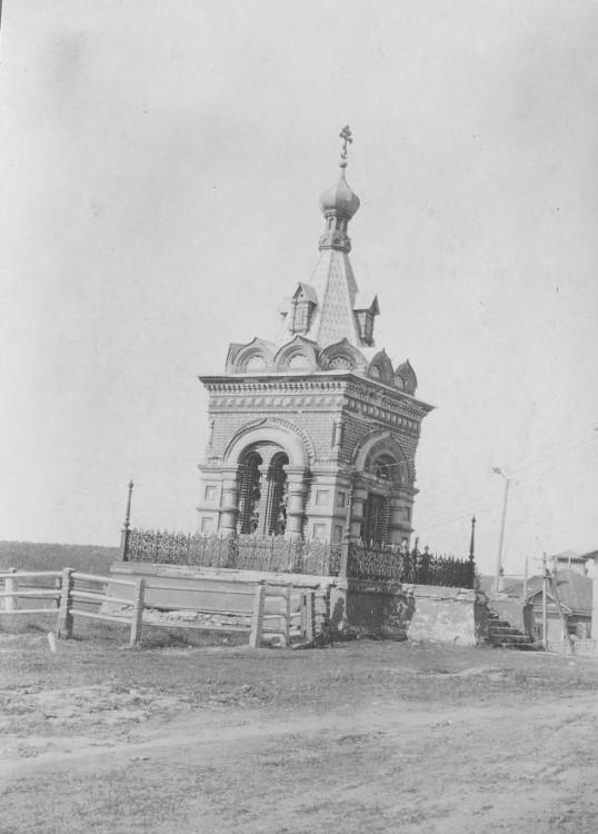 Часовня Николая Чудотворца, Александровск-Сахалинский