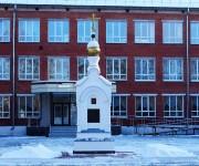 Бердск. Георгия Победоносца при Казачьем кадетском корпусе, часовня