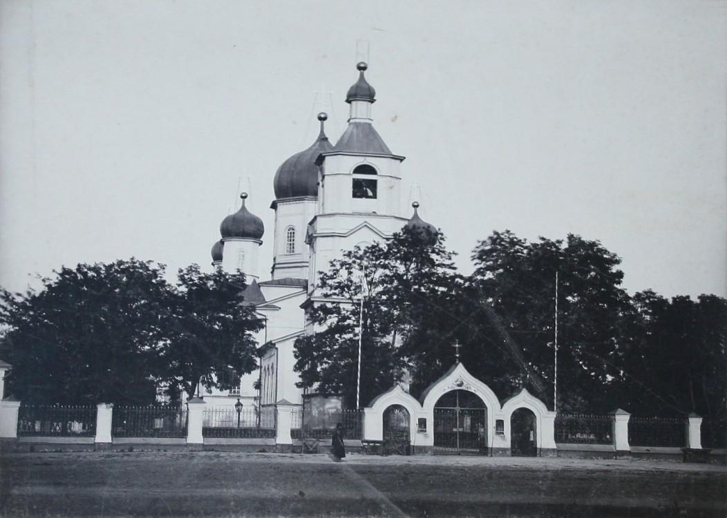Церковь Покрова Пресвятой Богородицы (старая), Старощербиновская