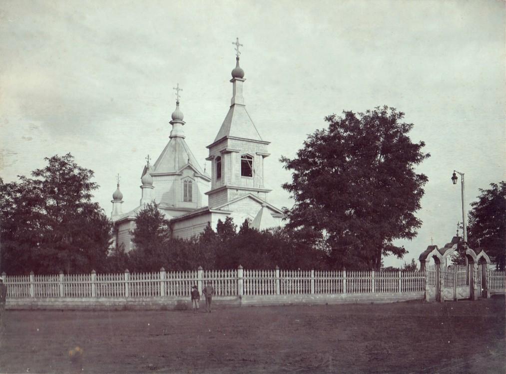 Церковь Сошествия Святого Духа, Ленинградская