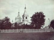 Церковь Сошествия Святого Духа - Ленинградская - Ленинградский район - Краснодарский край