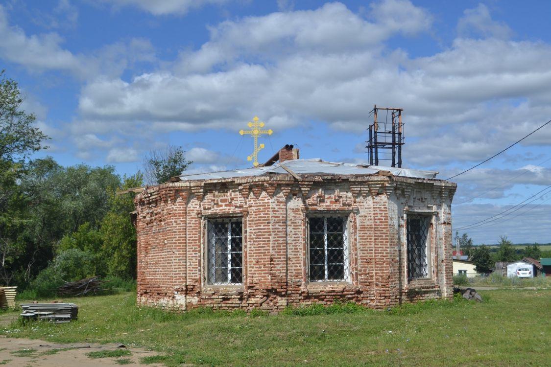 Церковь Спаса Нерукотворного Образа, Рындино