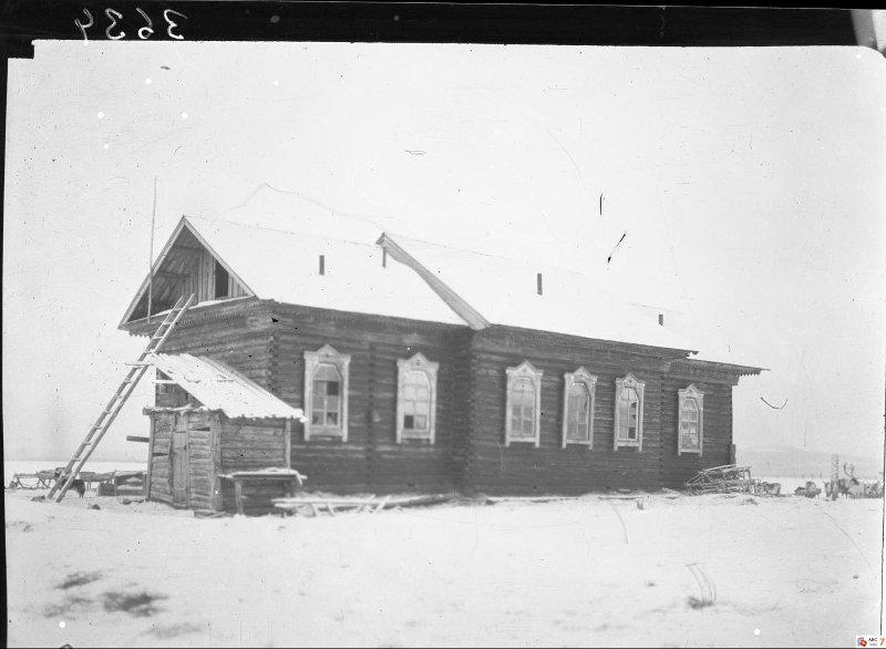 Неизвестная церковь, Чиринда