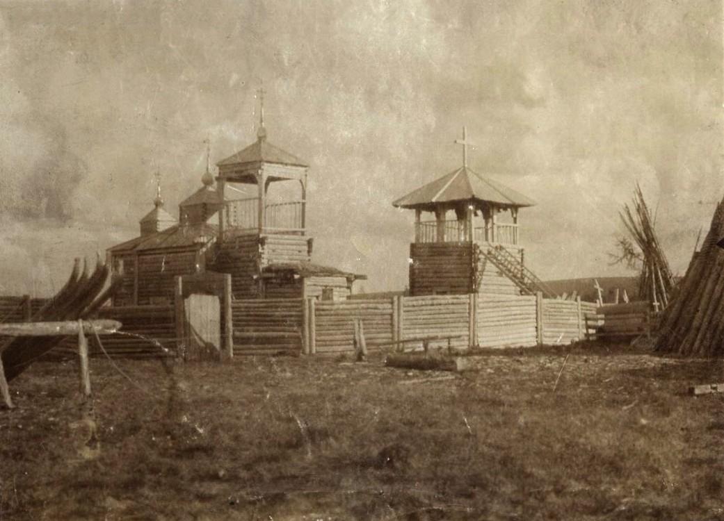 Церковь Василия Великого, Ессей