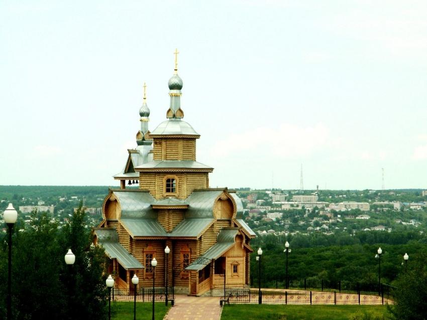Успенский Валуйский монастырь. Пещерный скит, Валуйки