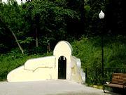 Успенский Валуйский монастырь. Пещерный скит. Пещерная церковь Игнатия Богоносца - Валуйки - Валуйский район - Белгородская область