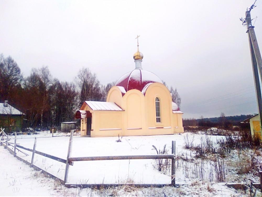 Церковь Владимира равноапостольного, Лежнево