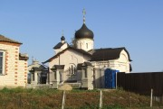 Рассыльная. Обновления храма Георгия Победоносца в Лидде, храм-часовня