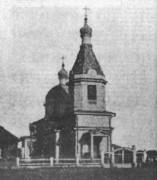 Церковь Тихвинской иконы Божией Матери на Паробичевом бугре - Астрахань - Астрахань, город - Астраханская область