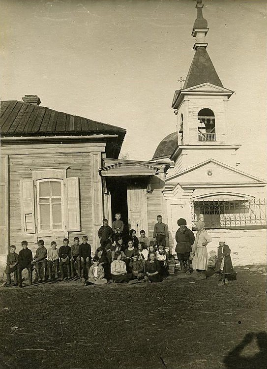 Церковь Николая Чудотворца в Торгашинском, Красноярск