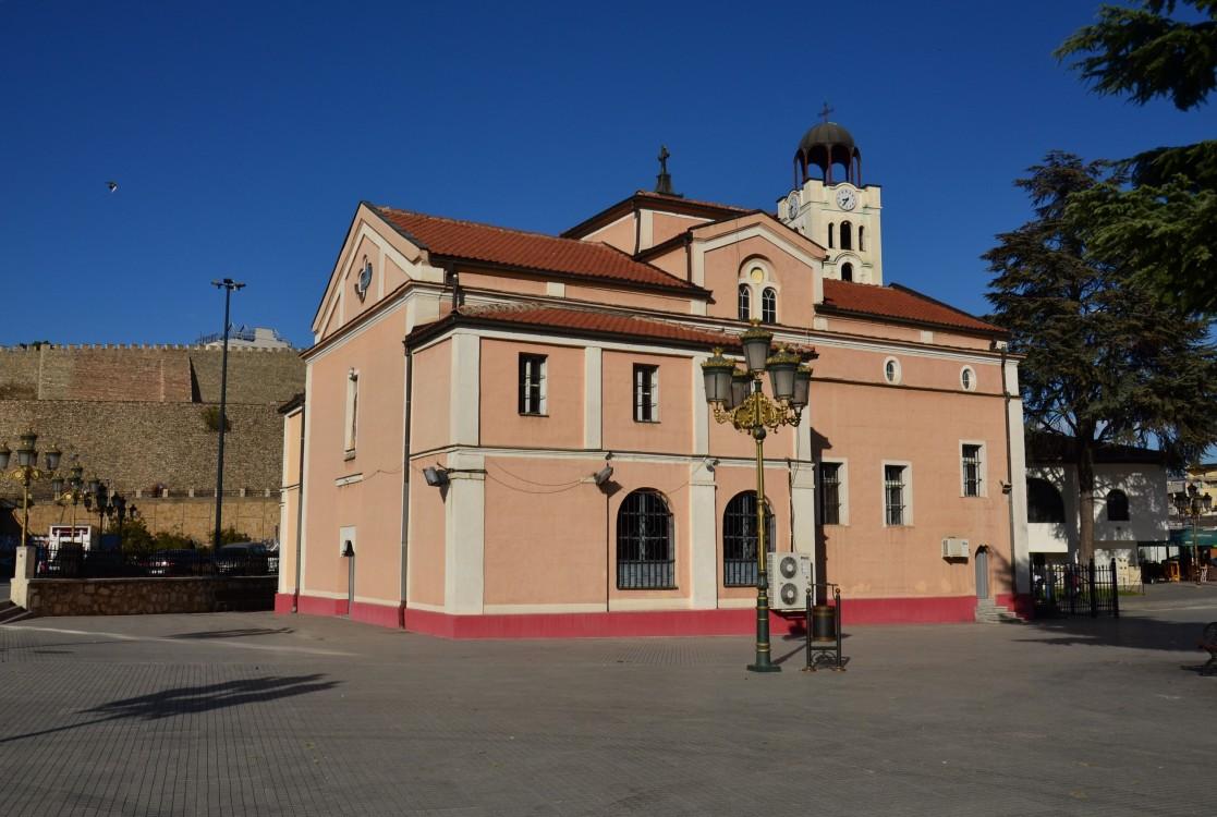 Церковь Димитрия Солунского, Скопье