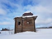 Часовня Николая Чудотворца - Вольская - Коношский район - Архангельская область