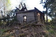 Часовня Успения Пресвятой Богородицы - Лема - Вытегорский район - Вологодская область