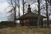 Часовня Николая Чудотворца - Свертнево - Бабушкинский район - Вологодская область