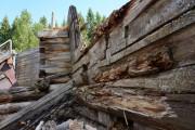 Церковь Воздвижения Креста Господня - Бутова Курья - Никольский район - Вологодская область