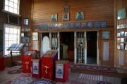Церковь Спаса Преображения - Демино - Никольский район - Вологодская область