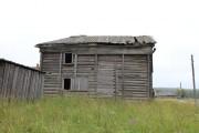 Неизвестная часовня - Основинская (Чёрная) - Верховажский район - Вологодская область