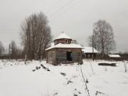 Часовня Спаса Преображения - Ряполовская - Верховажский район - Вологодская область