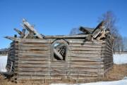 Неизвестная часовня - Пуронга - Сямженский район - Вологодская область