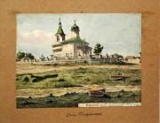 Церковь Михаила Архангела (старая) - Глядянское - Притобольный район - Курганская область