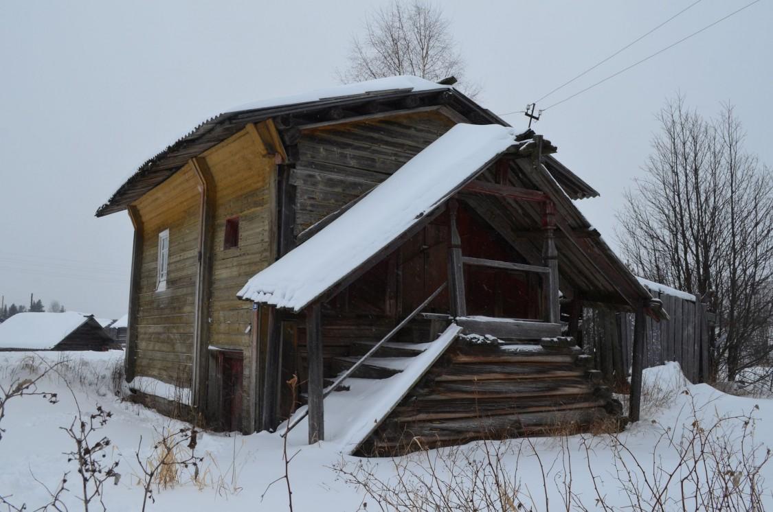 Часовня Власия, Власьевская