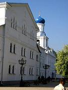 Святогорск. Успенская Святогорская лавра. Трапезная церковь Всех преподобных Отцев, в подвиге просиявших