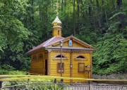 Часовня-купальня Илариона, епископа Верейского - Третьи Вурманкасы - Цивильский район - Республика Чувашия