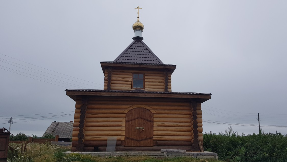 Церковь Спаса Нерукотворного Образа, Усть-Кемь