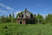 Неизвестная часовня - Зинаково, урочище - Чухломский район - Костромская область