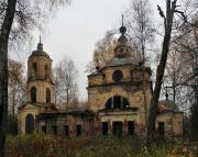 Михайловское (Чухломского с/п), урочище. Рождества Пресвятой Богородицы, церковь