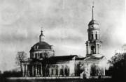 Церковь Казанской иконы Божией Матери - Никольское-на-Черемшане - Мелекесский район - Ульяновская область