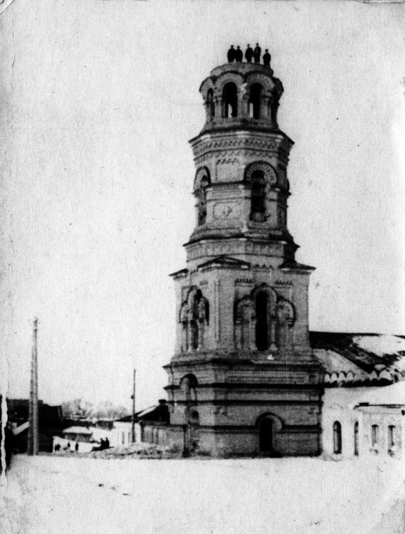 Церковь Рождества Христова, Барышская Слобода