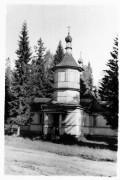 Церковь Троицы Живоначальной - Сиверский - Гатчинский район - Ленинградская область