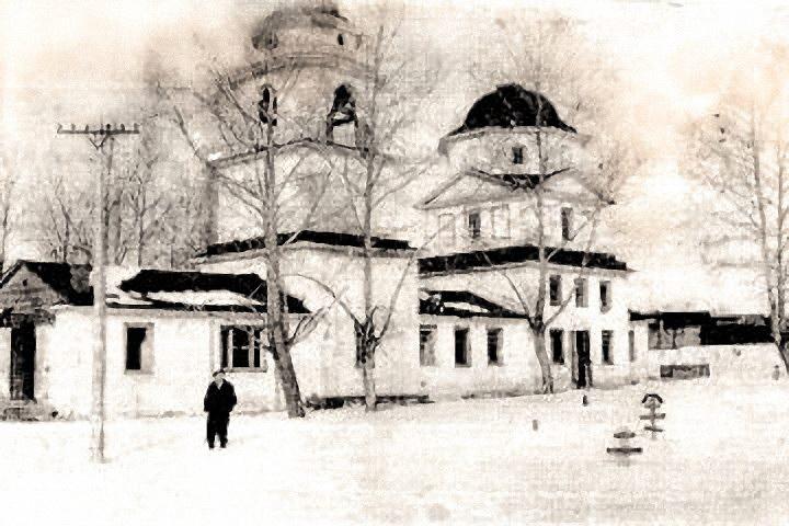 Церковь Вознесения Господня, Нязепетровск