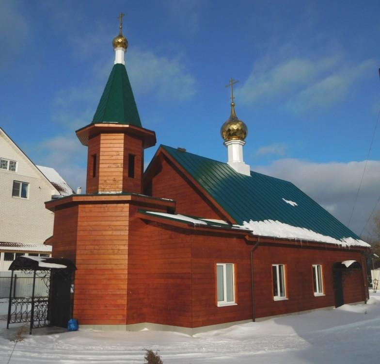 Церковь Вознесения Господня, Афонино